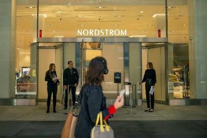 ndstrom entrance